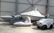 Türkiye'nin ilk insansız deniz aracı üretildi.