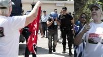 SİSİ'den YUNANİSTAN'da DARBE PROTESTOSU