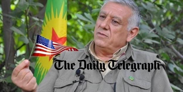 PKK, ABD ile GİZLİCE GÖRÜŞÜYOR!