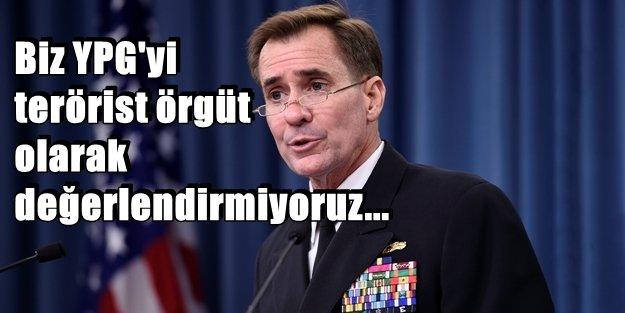 ABD NE DÜŞÜNÜYOR? 'PKK-PYD-YPG'