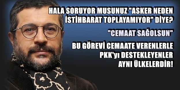 CEMAAT İSTİHBARAT ORGANİZASYONUMUZU NASIL ÇÖKERTTİ!