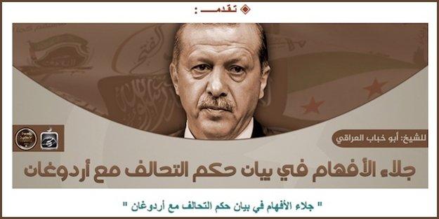 IŞİD'den ERDOĞAN'a ÖLÜM FETVASI!