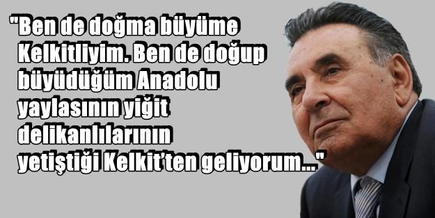 'SEN KASIMPAŞALIYSAN BİZ DE KELKİTLİYİZ'