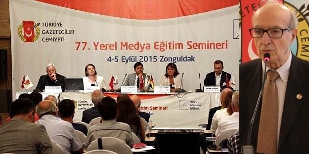 GAZETECİLİK 8-10 YILDIR BASKI ALTINDA