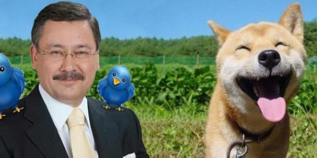 TURKISH OFFICIAL 'BARKS' AFTER TWEET by 'FAKE GÖKÇEK'