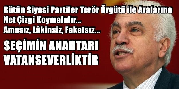 VATANSEVER OYLAR AKP'ye İKRAM EDİLMEMELİDİR!