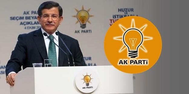 AKP'nin 1 KASIM SEÇİMİ BİLDİRGESİ