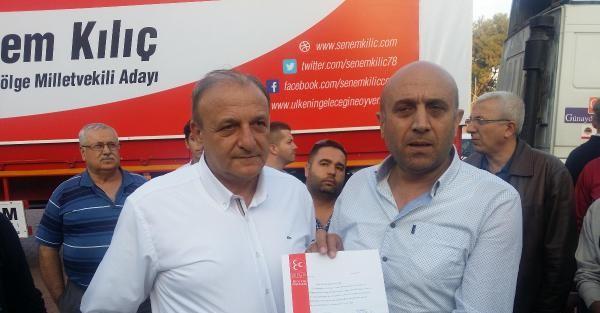 MHP ile AKP ARASINDA SEÇİM TIR'ı GERGİNLİĞİ