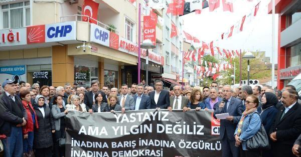 AKP, IŞİD'e OPERASYONDAN ÇEKİNİYOR!