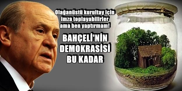 'BAKALIM KURULTAY SALONUNA NASIL GİREBİLECEKLER!'