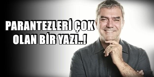 CAN DÜNDAR ÜZERİNDEN HERKESE GAZETECİLİK DERSİ!