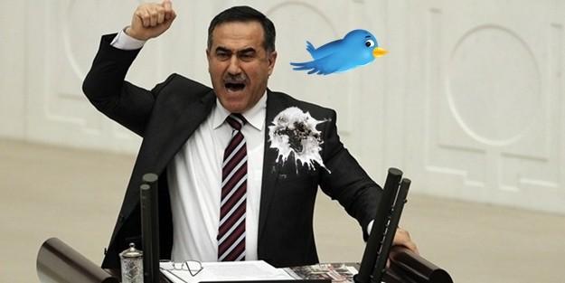 SENİ ATATÜRK'ÜN PARTİSİNE ALANA DA, SANA DA YAZIKLAR OLSUN!