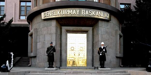 TÜRKİYE'YE KAÇAK GİRMEK İSTEYEN IŞİD'Lİ ÖLDÜRÜLDÜ