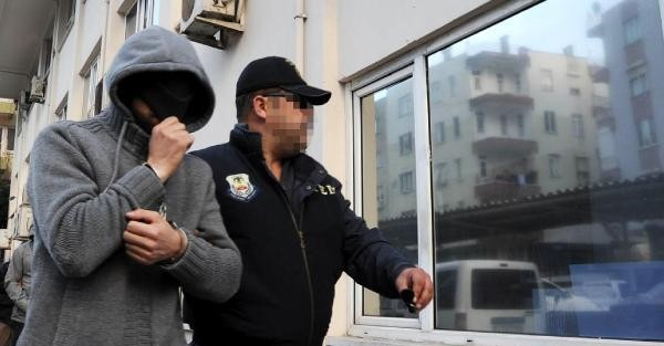 ANTALYA'DA IŞİD OPERASYONU: '3 GÖZALTI'