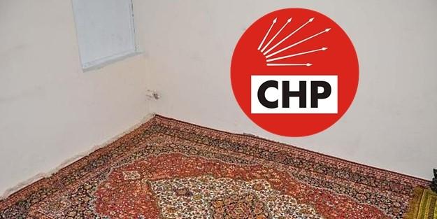CHP MANİSA'da MESCİT KAVGASI