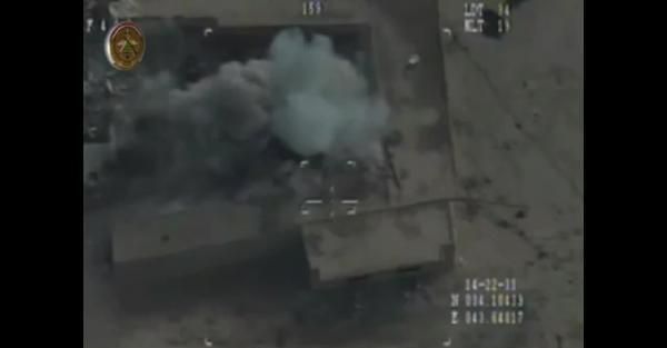IRAK'ta İHA'lar IŞİD'i VURDU: '40 ÖLÜ'