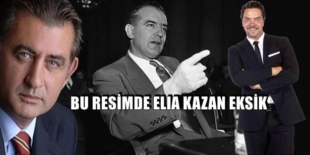 McCARTHY, BEYAZ VE ELIA KAZAN İLİŞKİSİ!