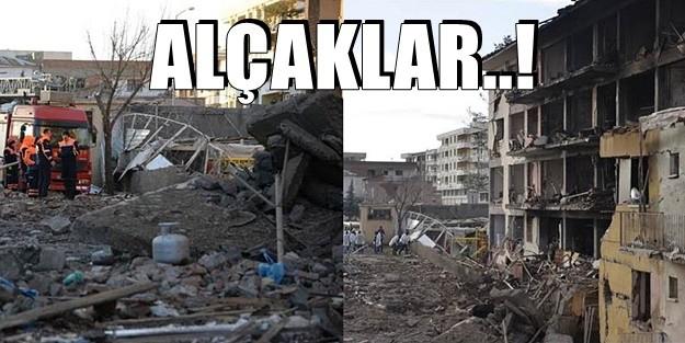 PKK'DAN DİYARBAKIR'DA BİR ALÇAK SALDIRI DAHA