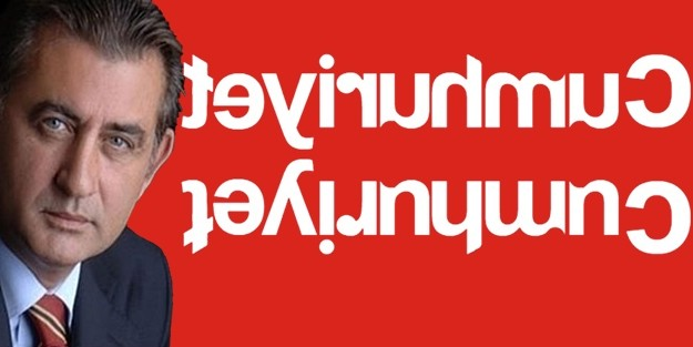 İDEOLOJİSİNİ YIKAN GAZETE!..