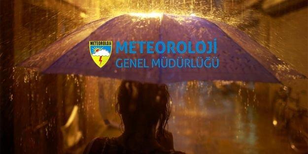 METEOROLOJİDEN 'BU AKŞAM' UYARISI