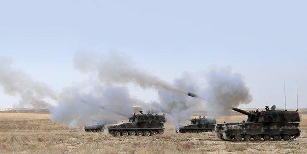 TÜRKİYE YPG'yi HALEP'te VURDU