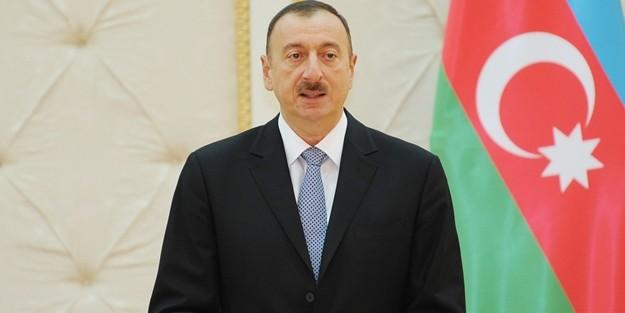 AZERBAYCAN'dan TAZİYE MESAJI