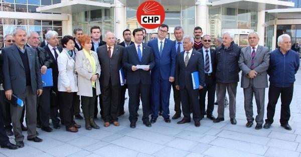 CHP KAYSERİ'den HÜKÜMET HAKKINDA SUÇ DUYURUSU