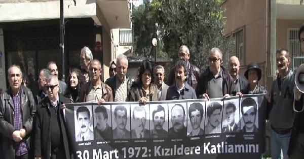 MAHİR ÇAYAN ve ARKADAŞLARINA 'KIZILDERE' ANMASI