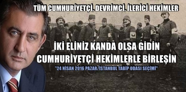 CUMHURİYETÇİLER BİRLEŞİN!..