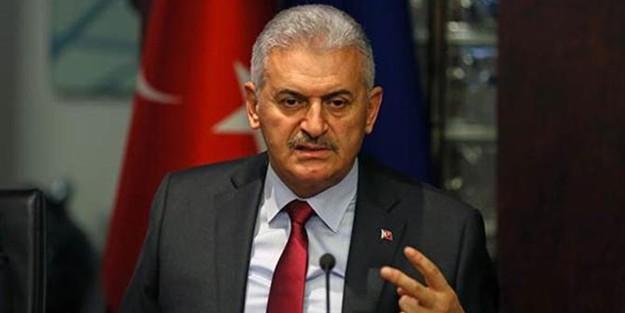 BAŞBAKAN AÇIKLADI, SORUMLU 'KATİL PKK'