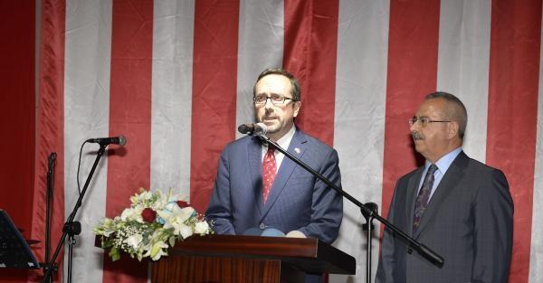 'ABD, PYD'yi TERÖR ÖRGÜTÜ OLARAK KABUL ETMİYOR'