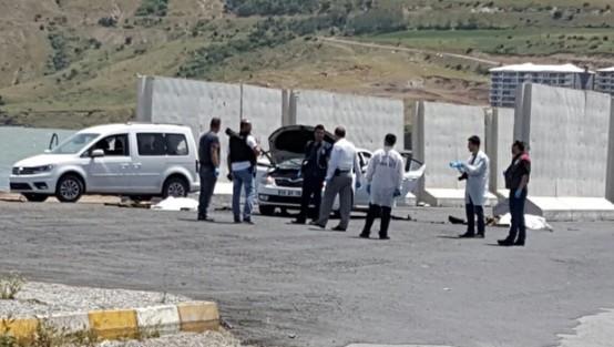 POLİS NOKTASINA ROKETLE SALDIRAN PKK'lılar ÖLDÜRÜLDÜ