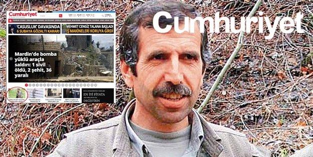 BAKIN CUMHURİYET GAZETESİ O HABERİ NASIL GÖRDÜ!