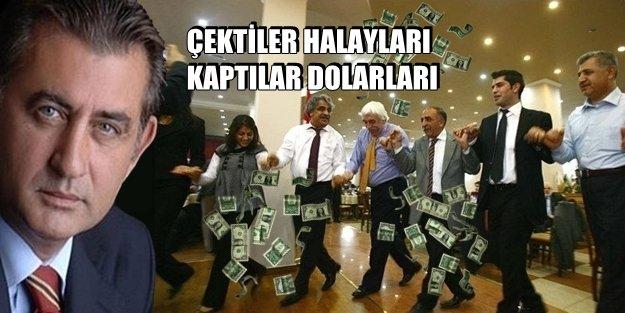 ABANT MÜDAVİMLERİNE VERİLEN ZARFLAR!..