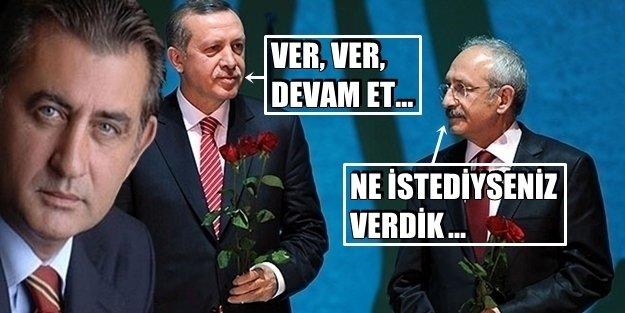 """KEMAL BEYLERİN 'MİLLİ MUTABAKAT"""" HAYALLERİ!.."""