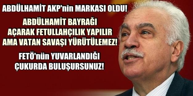 AKP'nin ABDÜLHAMİTÇİLERİ, YIRTINSANIZ da ONU TEKRAR TAHTA OTURTAMAZSINIZ!