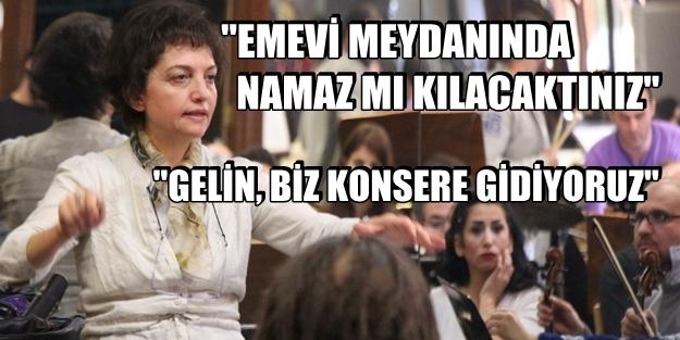 SURİYE'DE DOSTLUK KONSERİ