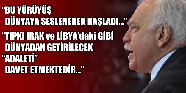 BU YÜRÜYÜŞTE FETÖ NEREDE, PKK NEREDE, ABD NEREDE?..