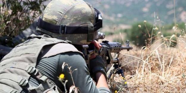 KATO DAĞI#039;nda PKK#039;ya OPERASYON