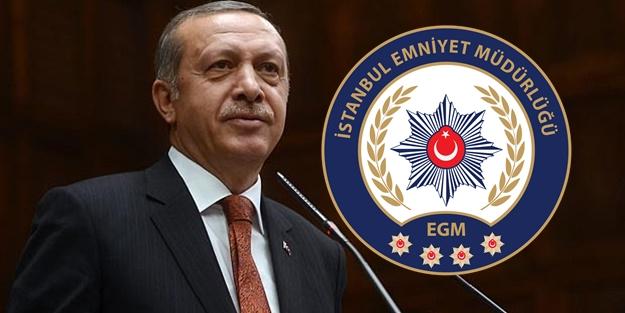 İSTANBUL EMNİYETİ'nin YENİ YERİ HASDAL...