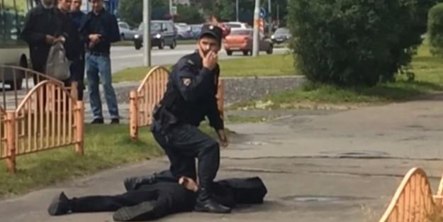 RUSYA'daki SALDIRIYI IŞİD ÜSTLENDİ...