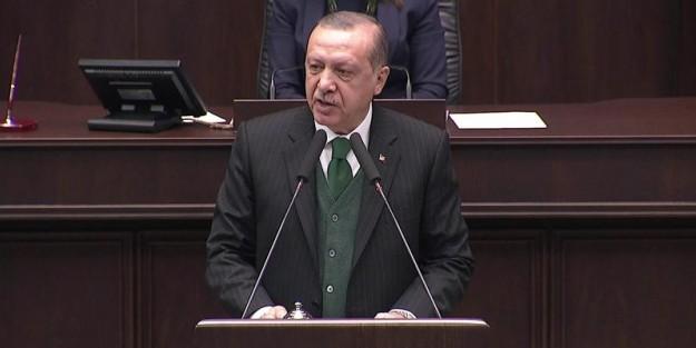 ERDOĞAN'dan AKP'deki İSTİFALARLA İLGİLİ YENİ AÇIKLAMA