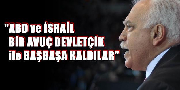 'AMERİKA YENİLMİŞTİR'