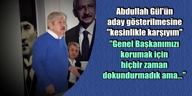 'EKMELEDDİN KONUSUNDA HATALI POLİTİKA YAPTIK'