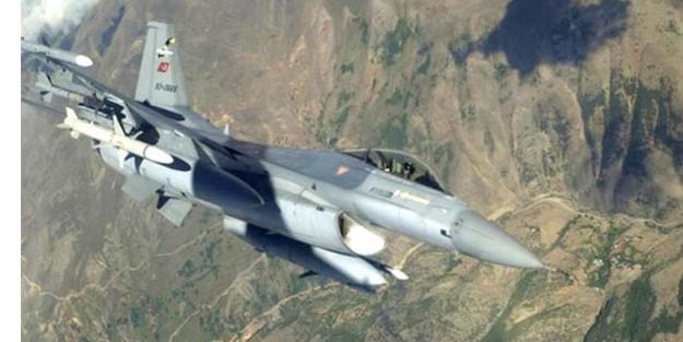 MİT TESPİT ETTİ, F16#039;lar VURDU