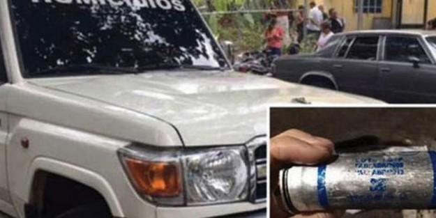VENEZUELA'da BİBER GAZLI KATLİAM