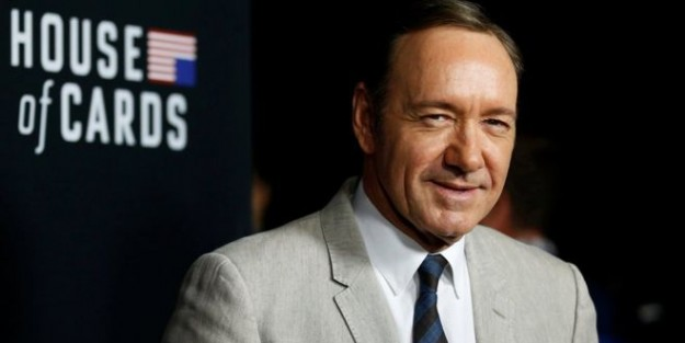 KEVIN SPACEY HOLLYWOOD#039;dan SİLİNDİ