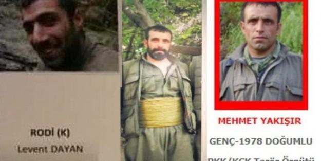 PKK'nınLİDER İSMİÖLDÜRÜLDÜ