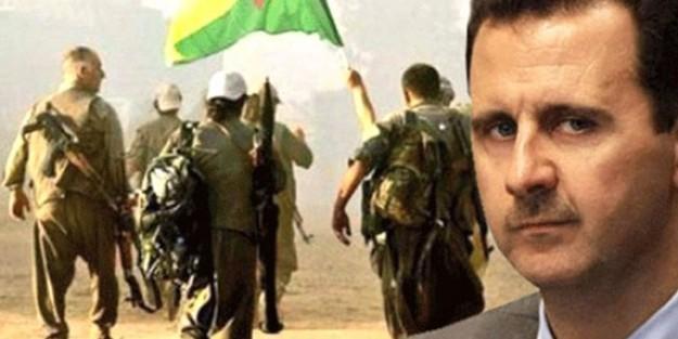 SURİYE, TERÖRİST YPG ile MASAYA OTURDU