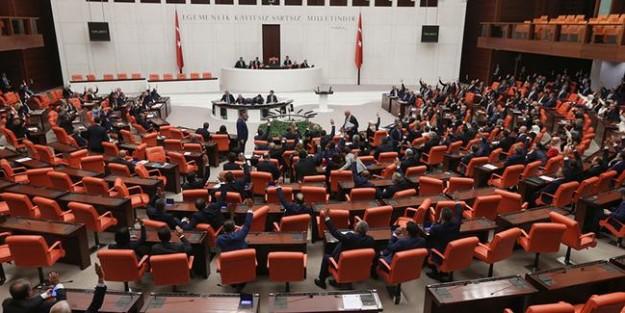 MECLİS İÇTÜZÜK DEĞİŞİKLİĞİ KABUL EDİLDİ
